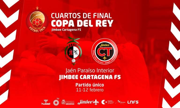 El Jimbee se enfrentará al Jaén Paraíso en su pista en los ...