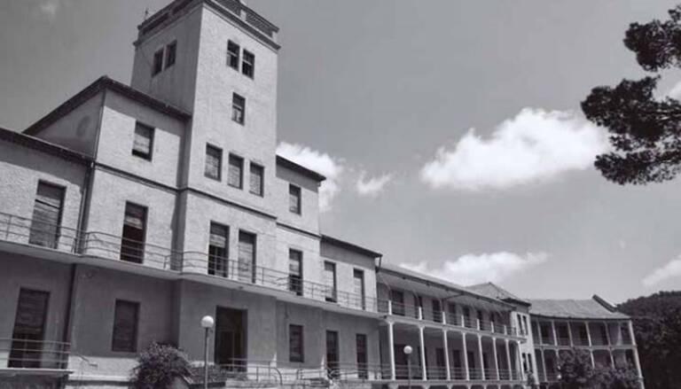 El sanatorio de Sierra Espuña encabeza el listado de lugares para 'pasarlo  de miedo en la Región' - Murciaplaza