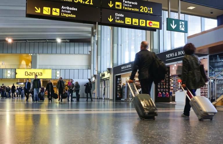 UGT y USO denuncian que Sureste prescindirá de personal en el aeropuerto