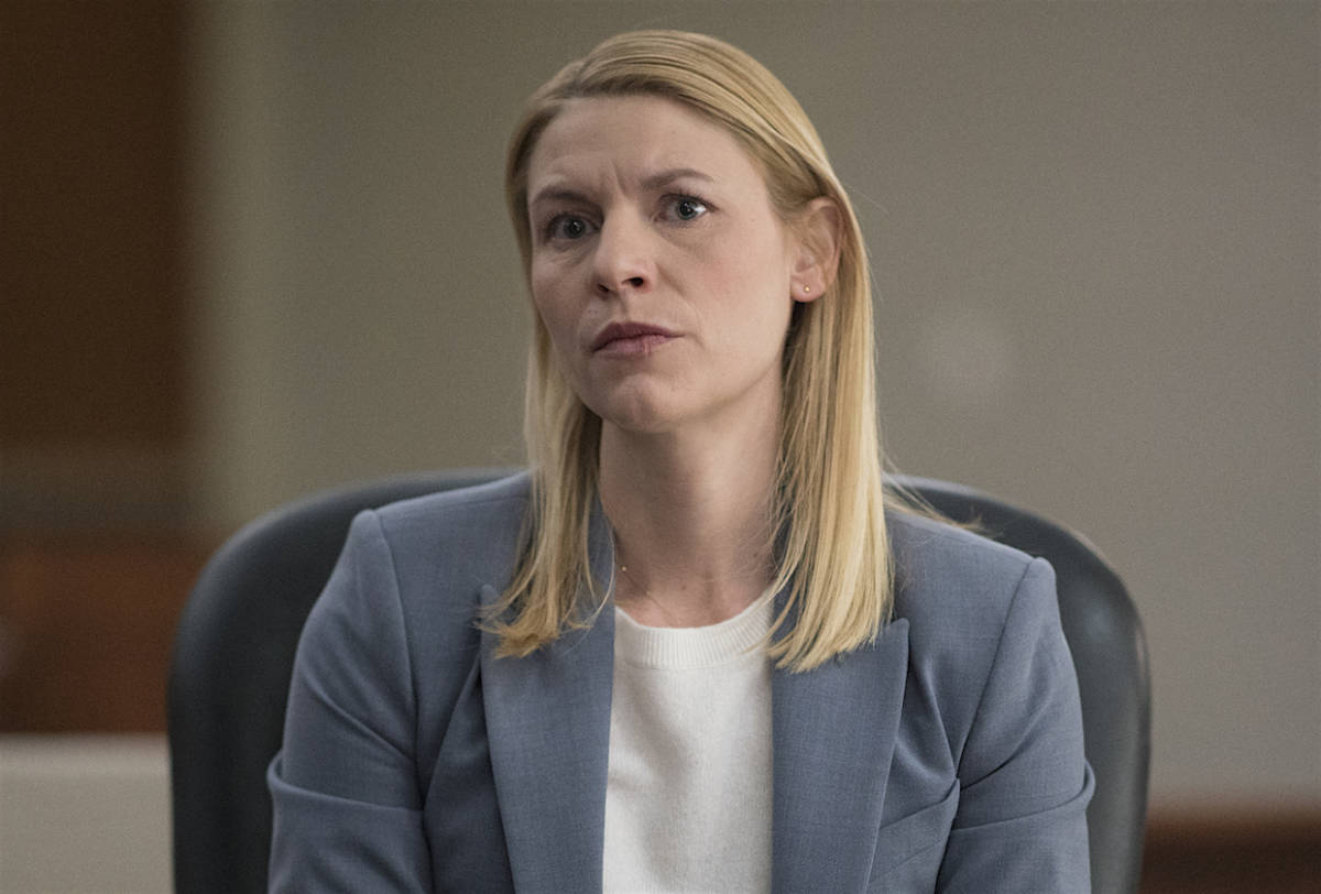 Carrie Mathison en 'Homeland'