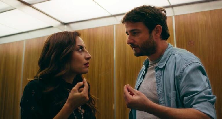 El cartagenero Daniel Bernal estrena en Prime Video 'El Ascensor': la  película que sobrevivió a un terremoto - Murciaplaza