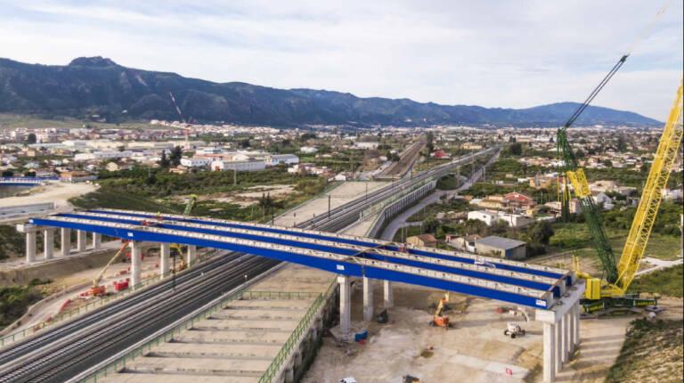 Inauguran La Avenida De Levante La Carretera Que Aliviará El Tráfico Entre Beniaján Y El Centro De Murcia Murciaplaza